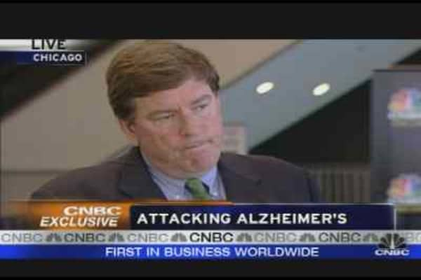 Attacking Alzheimer's