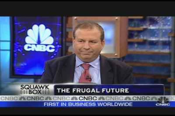 The Frugal Future