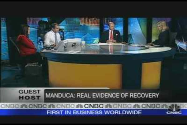 'The Worst is Behind Us': Manduca