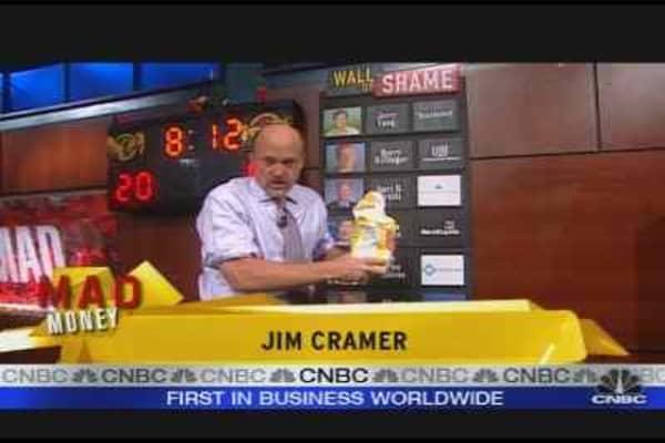 Cramer's Outrage