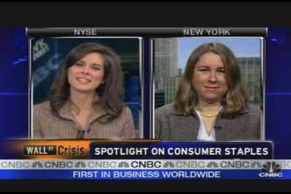 Spotlight on Consumer Staples