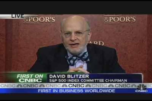 S&P Case Shiller Report