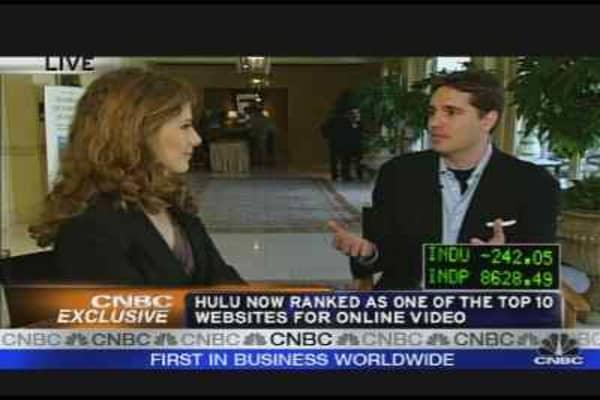 CNBC Exclusive: Hulu CEO