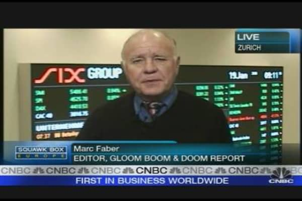 Govt Bonds Risk Downgrades: Dr Doom