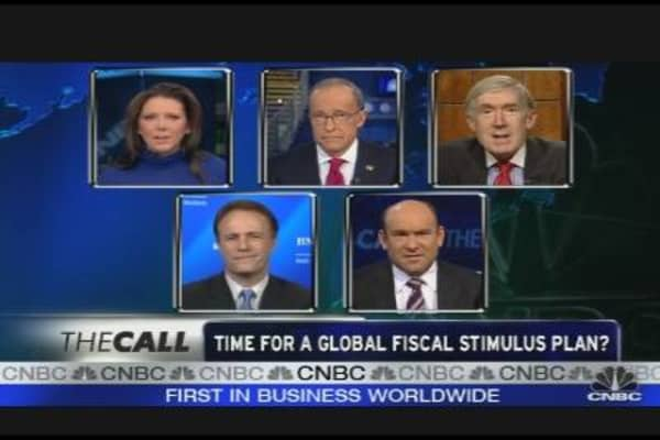 Global Fiscal Stimulus