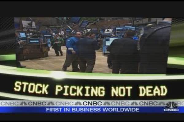 Stock Picking Not Dead
