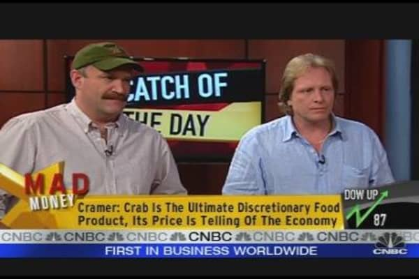 Cramer's Catch of the Day