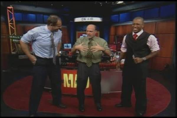 Mad Money, October 10, 2006