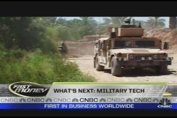 What's Next: Military Tech