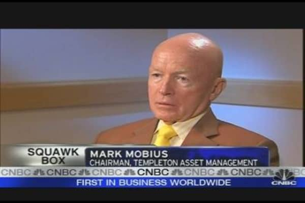 Mobius: Thailand is a Pocket of Opportunity