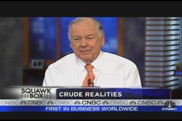 Boone Pickens' Energy Outlook