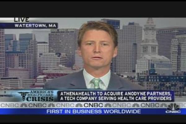 Athenahealth Makes Acquisition