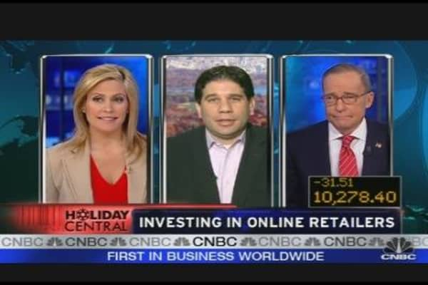 Investing in Online Retailers
