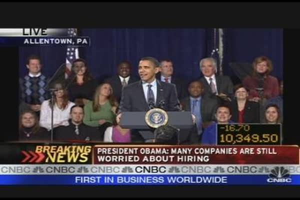 Obama in Allentown