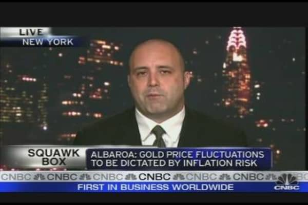 Gold Has One Super Spike Left: Strategist