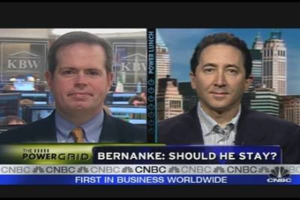 Bernanke: Should He Stay?