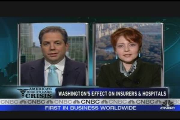 DC's Effect on Insurers, Hospitals