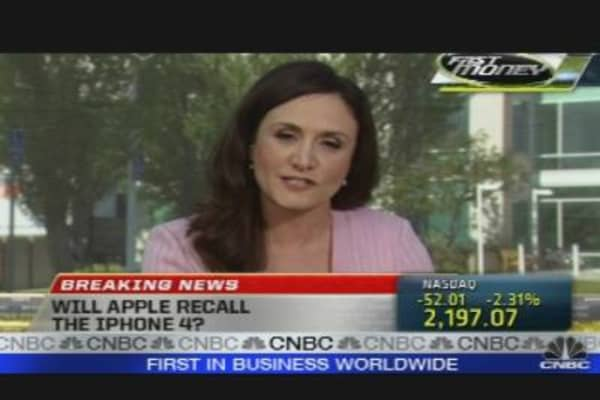 Will Apple Recall the iPhone 4?