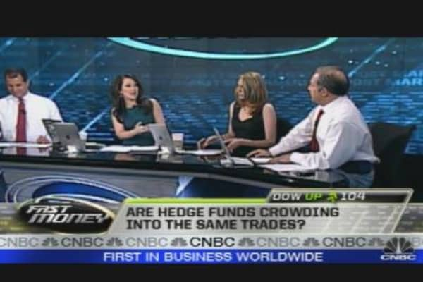 Hedge Funds Crowding the Same Trades?