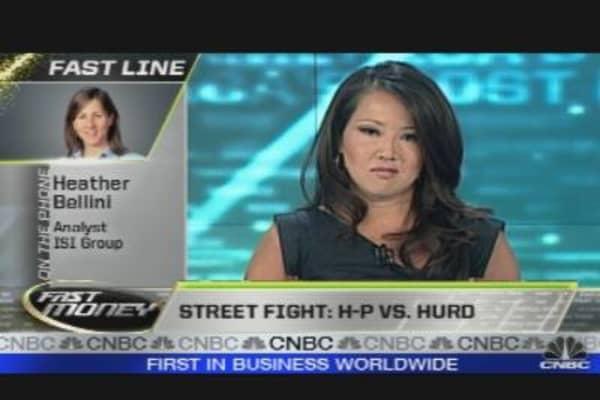 HP Fires Back Against Hurd