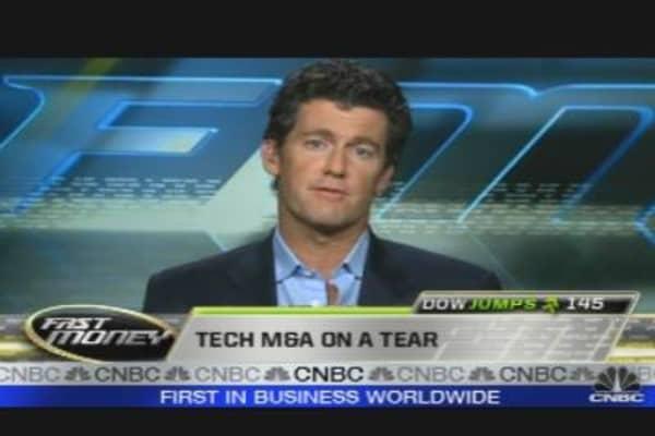 M&A Tech Trade