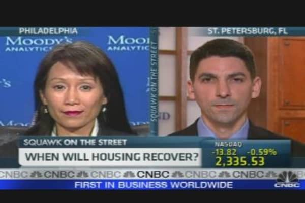 When Will Housing Recover?