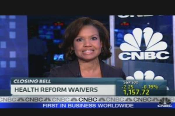 Health Reform Waivers