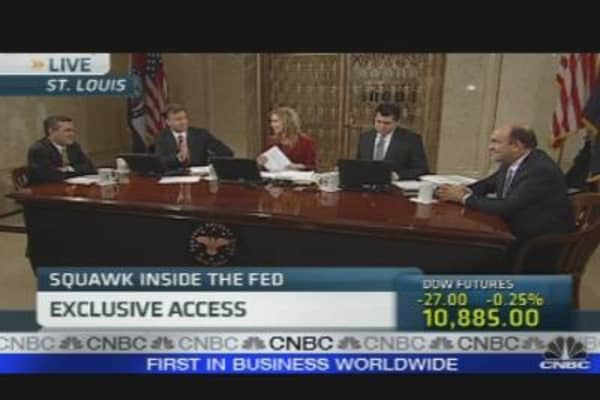 Inside the Fed