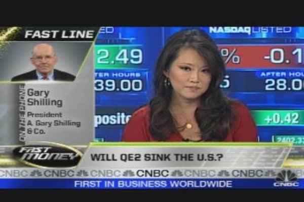 Will QE2 Sink Us?
