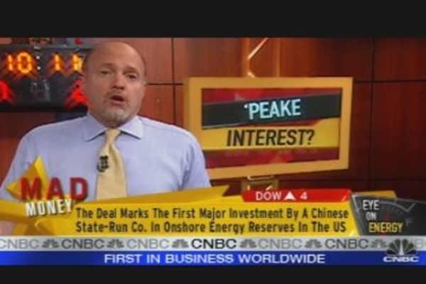 'Peake Interest?