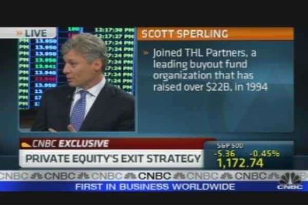Private Equity's Exit Strategy