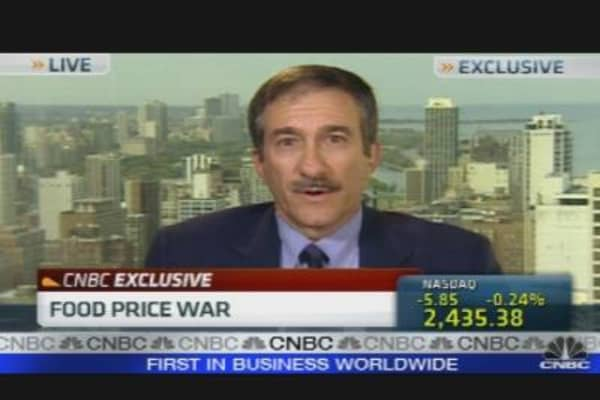ConAgra CEO on Food Price War
