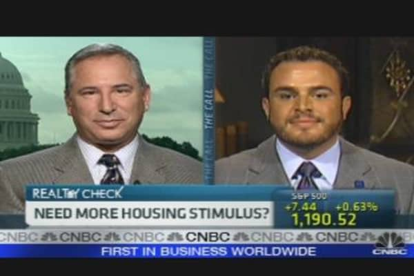 Housing Stimulus?
