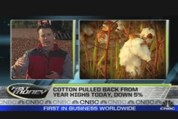 Outside the Stocks: Cotton