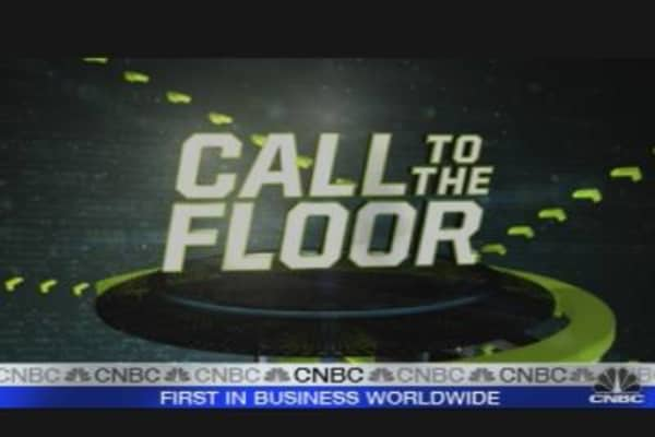 Call to the Floor: Interpublic Group