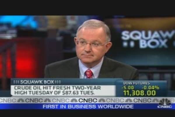 Crude Awakening in 2011?
