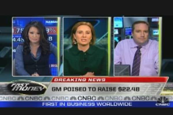 GM Poised to Raise $22.4B