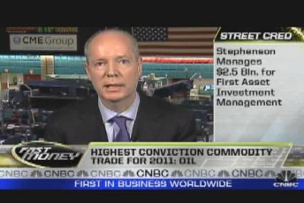 2011 Outlook: Oil