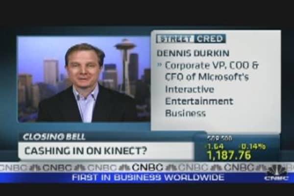 Microsoft Exec Talks Kinect