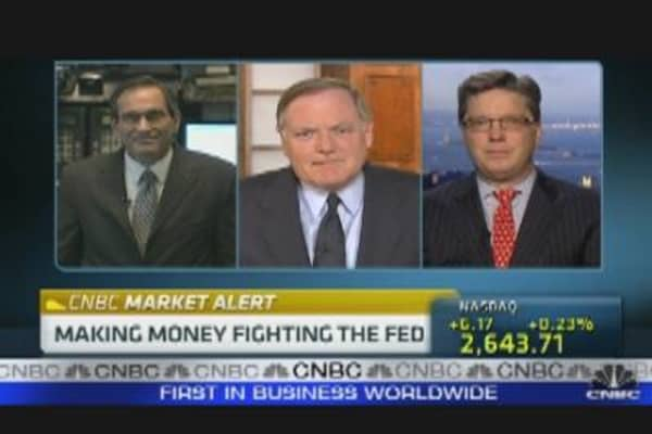 'Fighting the Fed'