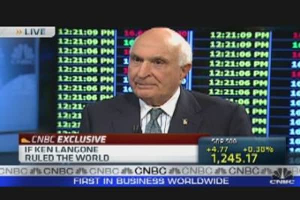 Ken Langone Uncensored