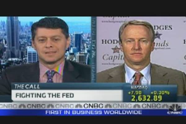Fighting the Fed