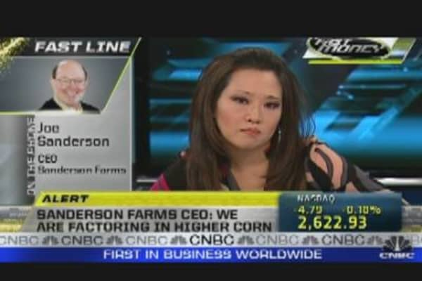 Call to the Floor: Sanderson Farms CEO
