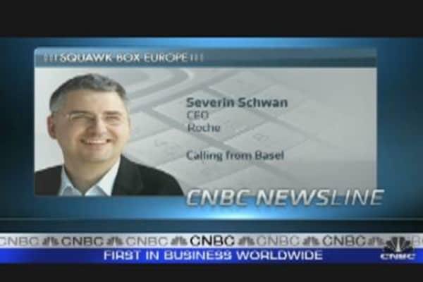 Roche CEO on 4,800 Job Cuts