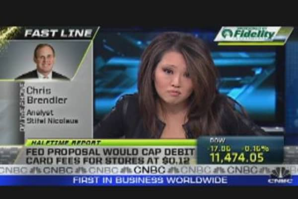 Call of the Day: American Express Downgrade