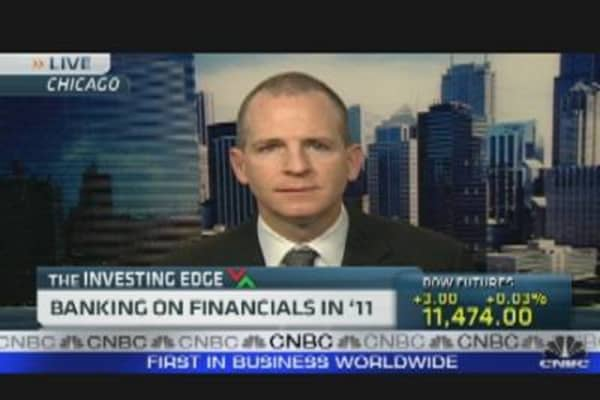 2011 Outlook on Financials