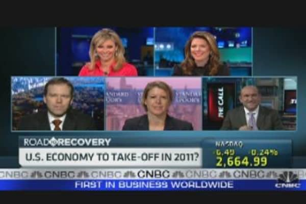 Economic Outlook for 2011