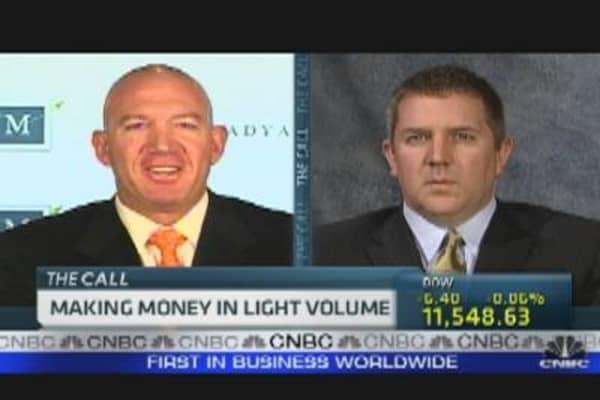 Making Money in Light Volume