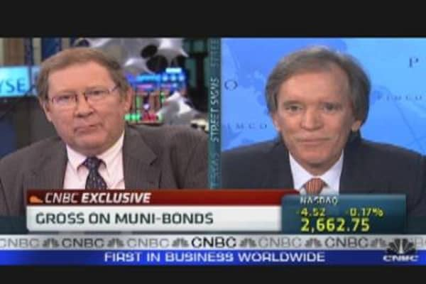 PIMCO's Gross Bullish on Munis