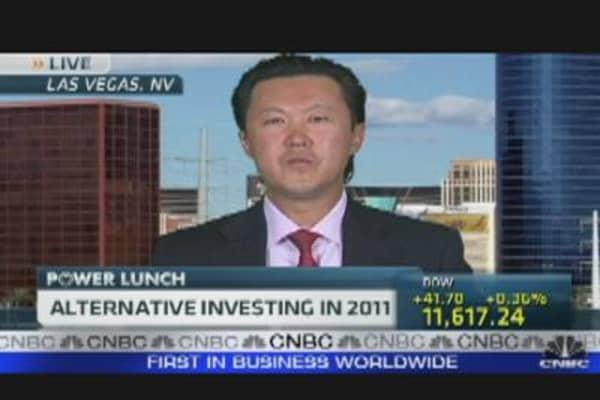 Alternative Investing in 2011